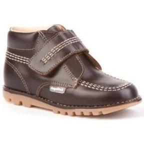 Μπότες Angelitos 304 Marrón