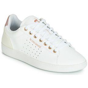 Xαμηλά Sneakers Le Coq Sportif COURTSTAR W BOUTIQUE ΣΤΕΛΕΧΟΣ: Συνθετικό & ΕΠΕΝΔΥΣΗ: Ύφασμα & ΕΣ. ΣΟΛΑ: Ύφασμα & ΕΞ. ΣΟΛΑ: Καουτσούκ