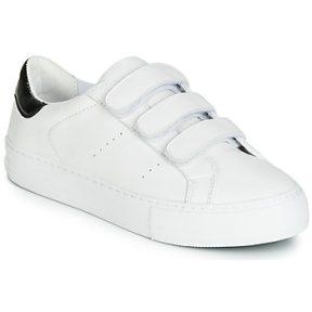 Xαμηλά Sneakers No Name ARCADE STRAPS ΣΤΕΛΕΧΟΣ: Δέρμα & ΕΠΕΝΔΥΣΗ: Ύφασμα & ΕΣ. ΣΟΛΑ: Ύφασμα & ΕΞ. ΣΟΛΑ: Καουτσούκ