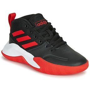 Παπούτσια του Μπάσκετ adidas OWNTHEGAME K WIDE ΣΤΕΛΕΧΟΣ: Συνθετικό & ΕΠΕΝΔΥΣΗ: Ύφασμα & ΕΣ. ΣΟΛΑ: Ύφασμα & ΕΞ. ΣΟΛΑ: Καουτσούκ