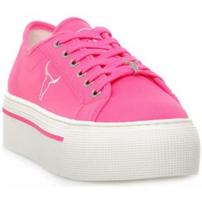 Xαμηλά Sneakers Windsor Smith RUBY CANVAS NEON PINK