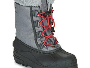 Μπότες για σκι Sorel YOUTH CUMBERLAND ΣΤΕΛΕΧΟΣ: Συνθετικό και ύφασμα & ΕΠΕΝΔΥΣΗ: Ύφασμα & ΕΣ. ΣΟΛΑ: & ΕΞ. ΣΟΛΑ: Καουτσούκ