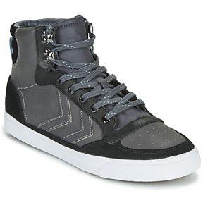 Ψηλά Sneakers Hummel STADIL WINTER ΣΤΕΛΕΧΟΣ: Δέρμα / ύφασμα & ΕΠΕΝΔΥΣΗ: Ύφασμα & ΕΣ. ΣΟΛΑ: Ύφασμα & ΕΞ. ΣΟΛΑ: Καουτσούκ