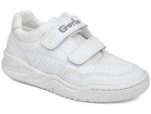 Xαμηλά Sneakers Gorila 43400 Blanco