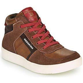 Ψηλά Sneakers Redskins LAVAL KID ΣΤΕΛΕΧΟΣ: Δέρμα & ΕΠΕΝΔΥΣΗ: Δέρμα / ύφασμα & ΕΣ. ΣΟΛΑ: Δέρμα & ΕΞ. ΣΟΛΑ: Καουτσούκ