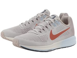 Nike – Nike Air Zoom Structure 21 Running 904701-006 – ΓΚΡΙ