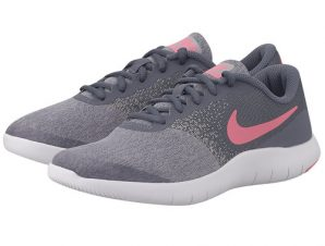 Nike – Nike Flex Contact (GS) Running 917937-003 – ΓΚΡΙ