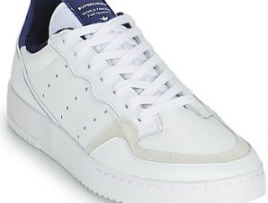 Xαμηλά Sneakers adidas SUPERCOURT ΣΤΕΛΕΧΟΣ: Δέρμα και συνθετικό & ΕΠΕΝΔΥΣΗ: Συνθετικό & ΕΣ. ΣΟΛΑ: Ύφασμα & ΕΞ. ΣΟΛΑ: Καουτσούκ