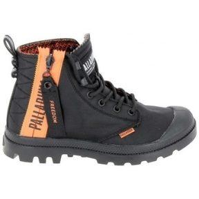 Ψηλά Sneakers Palladium Pampa Unlcked U Noir [COMPOSITION_COMPLETE]