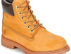 Μπότες Lumberjack RIVER ΣΤΕΛΕΧΟΣ: Δέρμα & ΕΠΕΝΔΥΣΗ: Δέρμα και συνθετικό & ΕΣ. ΣΟΛΑ: Δέρμα & ΕΞ. ΣΟΛΑ: Συνθετικό