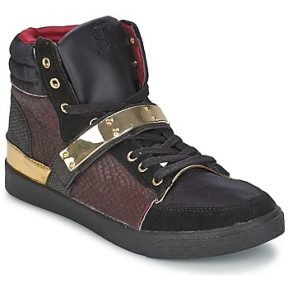 Ψηλά Sneakers SuperTrash GOLDY