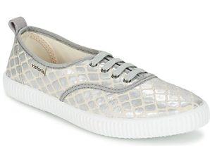 Xαμηλά Sneakers Victoria INGLES TEJ PLACA SERPIENTE ΣΤΕΛΕΧΟΣ: Συνθετικό & ΕΠΕΝΔΥΣΗ: Ύφασμα & ΕΣ. ΣΟΛΑ: Ύφασμα & ΕΞ. ΣΟΛΑ: Συνθετικό