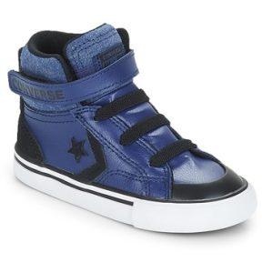 Ψηλά Sneakers Converse PRO BLAZE STRAP HI ΣΤΕΛΕΧΟΣ: Δέρμα & ΕΠΕΝΔΥΣΗ: Ύφασμα & ΕΣ. ΣΟΛΑ: Ύφασμα & ΕΞ. ΣΟΛΑ: Καουτσούκ