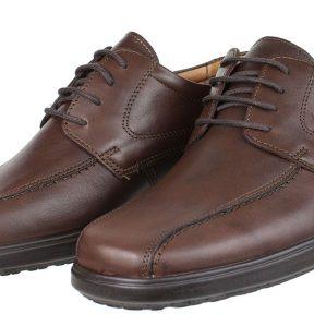 BOXER Shoes 13757 Καφέ