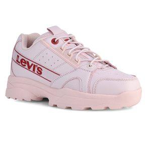Ροζ εφηβικό sneaker Levi`s VSOH0023S